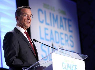 Edison International CEO Addresses U.S.-China Climate Leaders Summit