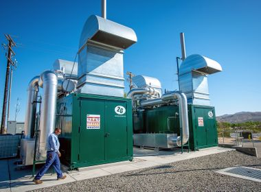 Victor Valley Treatment Plant to Save Millions by Converting Sewage Into Energy