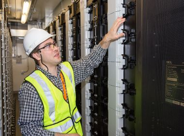 Energy Storage Delivers Electric Reliability to a Neighborhood Near You