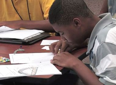 STEM Collaborative Helps African American Male High School Students Succeed