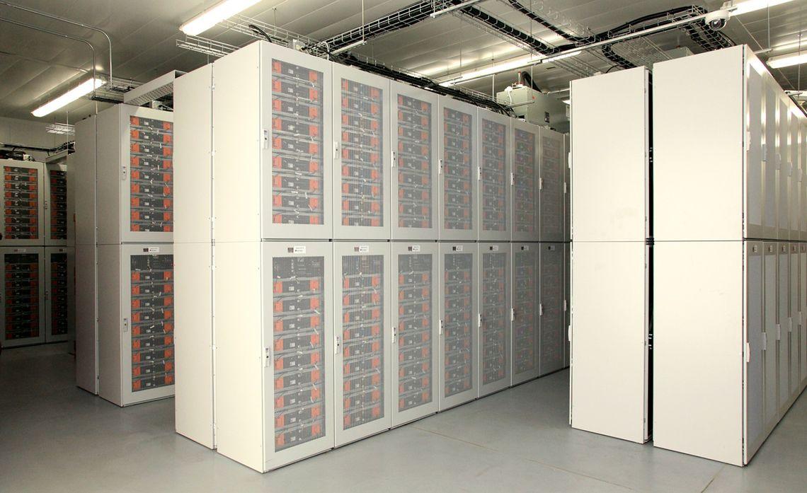 Tehachapi Battery Storage