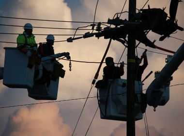 PHOTO GALLERY: SCE Crews at the Ready During Storm Season