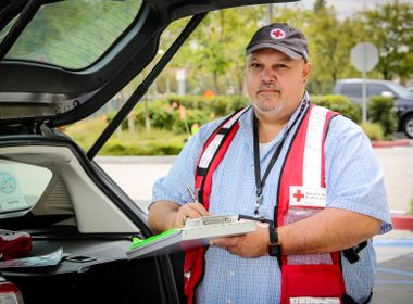 When Disaster Hits, Volunteers Bring Relief