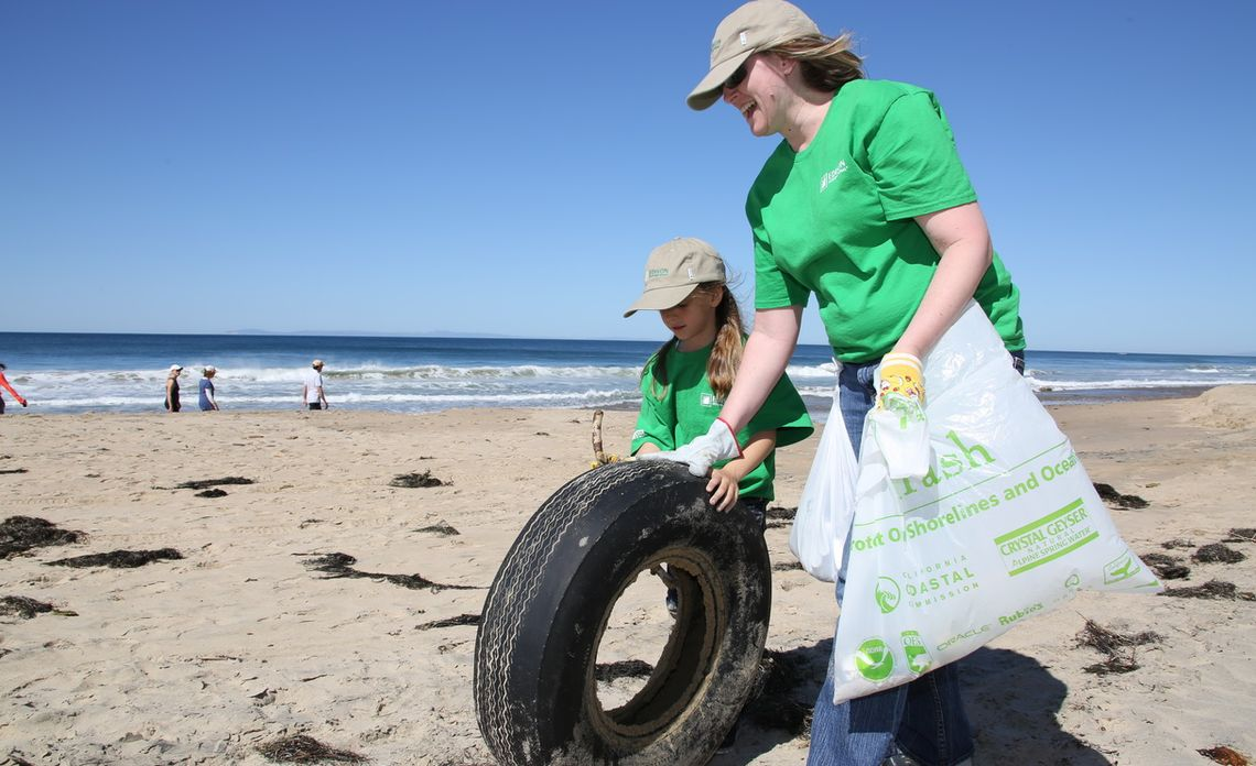 Earth Day - Crystal Cove