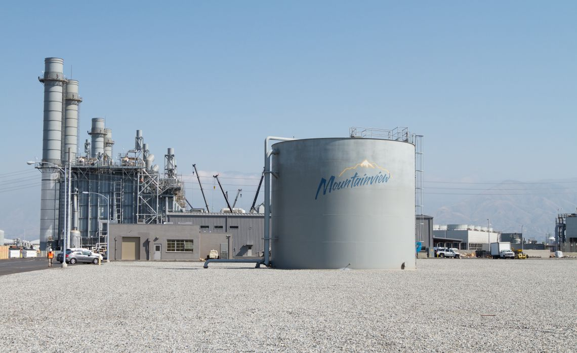 Mountainview Generating Station