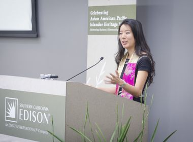 Tech CEO Talks Success, Determination at AAPI Heritage Month Celebration