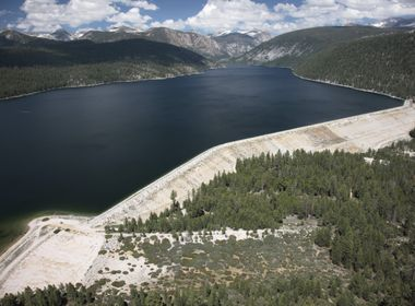 Drought Provides No Respite for SCE's Dam Safety Program