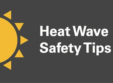 Summer Heat Wave Safety Tips