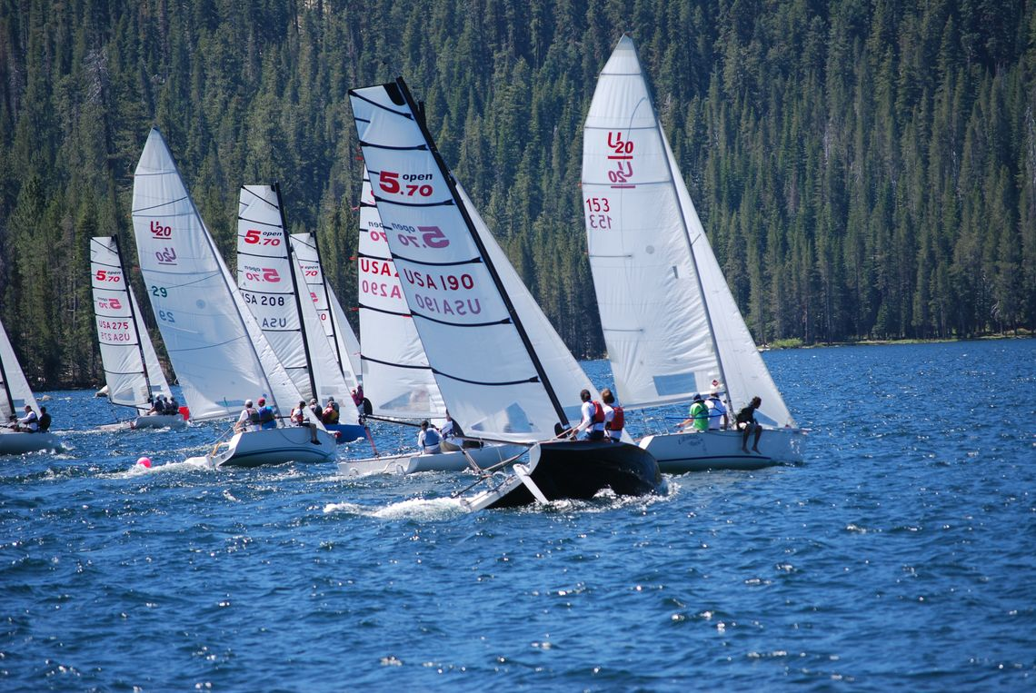 High Sierra Regatta