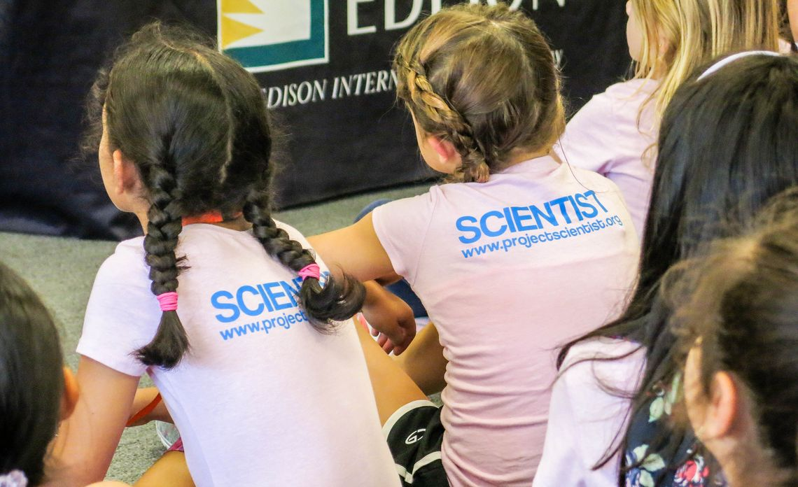 Project Scientest Tour/ STEM for Girls