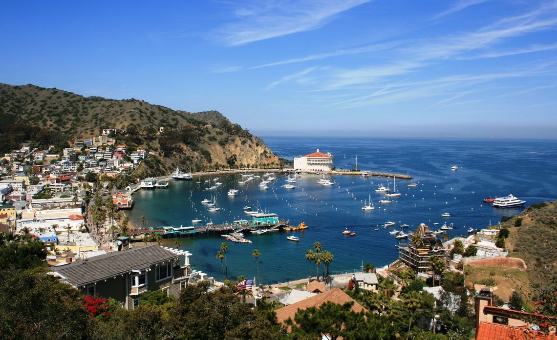 Catalina Water Rationing