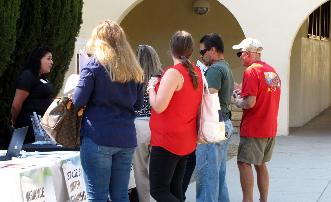 Catalina Ongoing Water Conservation Public Meeting