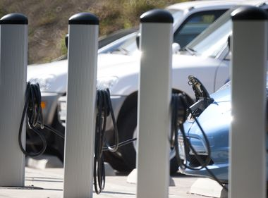 Electric Cars Get a Boost During National Drive Electric Week