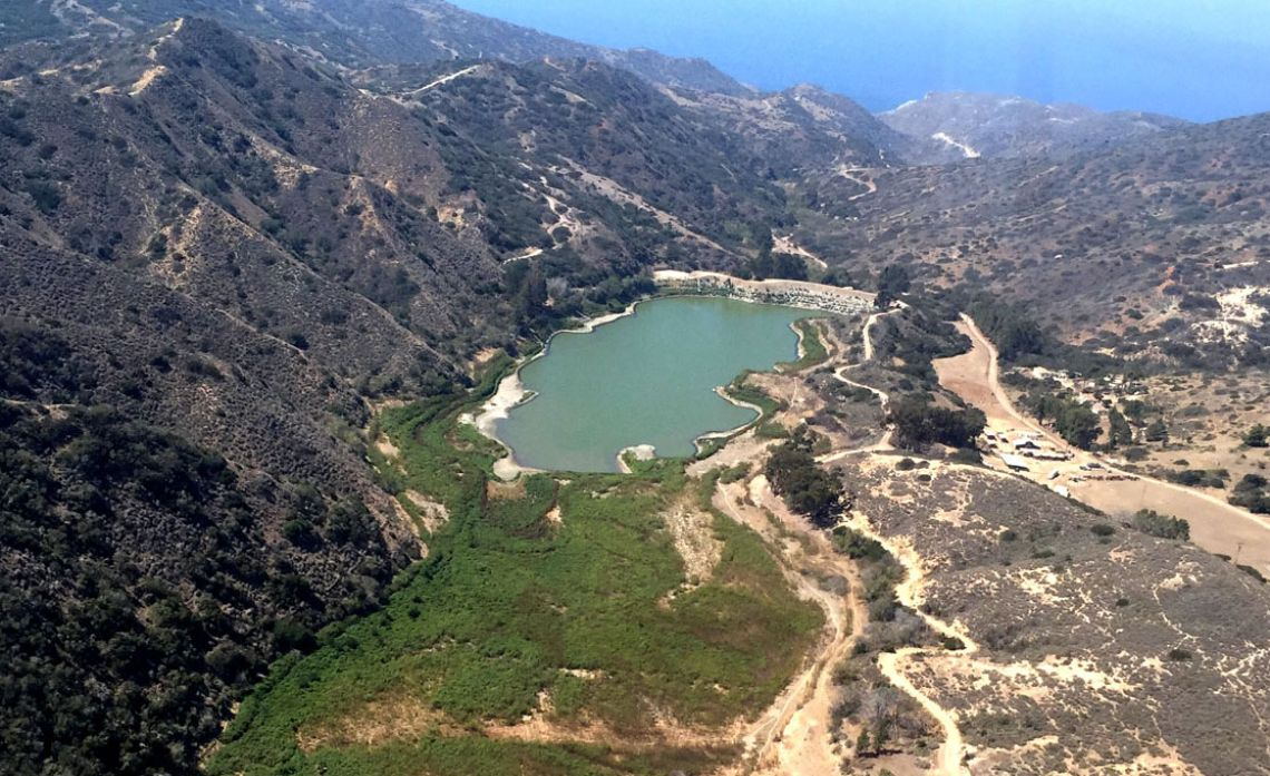 Catalina Island - Water Rationing