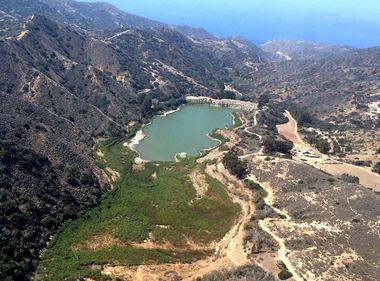 Educating Catalina Visitors on Ongoing Water Conservation Efforts