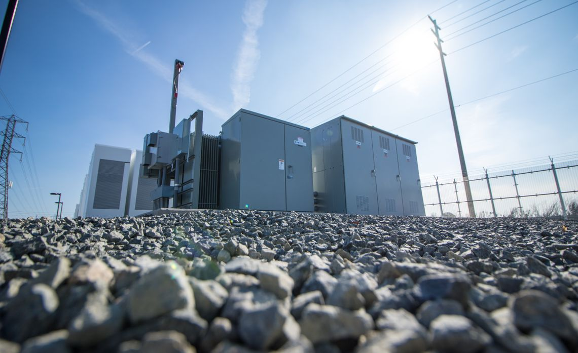 Mira Loma Battery Energy Storage