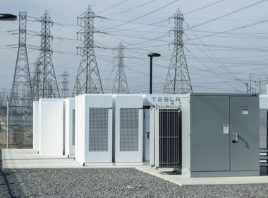 Innovative Battery Storage Facility at SCE's Mira Loma Substation Allows for More Renewables