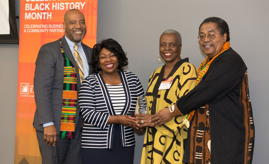 Black History Month - BCD