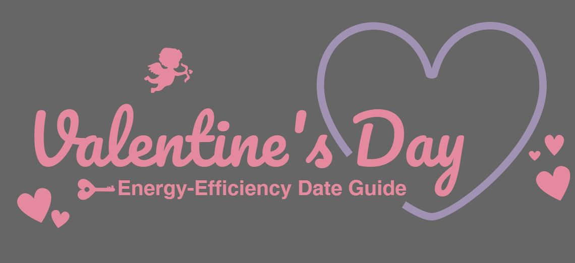 Valentine's Day Energy Efficiency Infographic