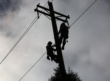 SCE Prepares for Biggest Storm in Years