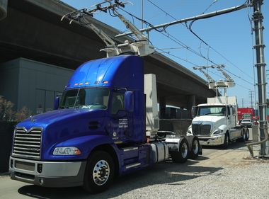 First Electric Highway in U.S. Unveiled Near Ports of L.A. and Long Beach