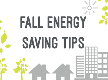 INFOGRAPHIC: Fall Energy-Saving Tips