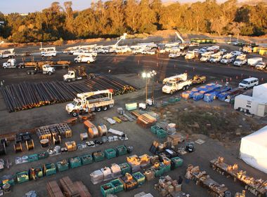 SCE Conducts Damage Assessments as SoCal Wildfires Continue to Burn