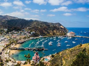 Catalina's Second Major Storm Washes Away Severe Water Rationing