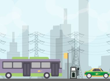 Infographic: Transportation Electrification