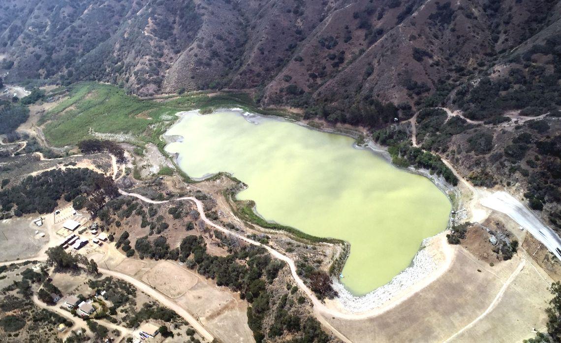 Catalina Water Rationing