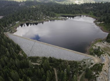 Snow Runoff Into SCE Reservoirs Brings Reminder About Dam Safety