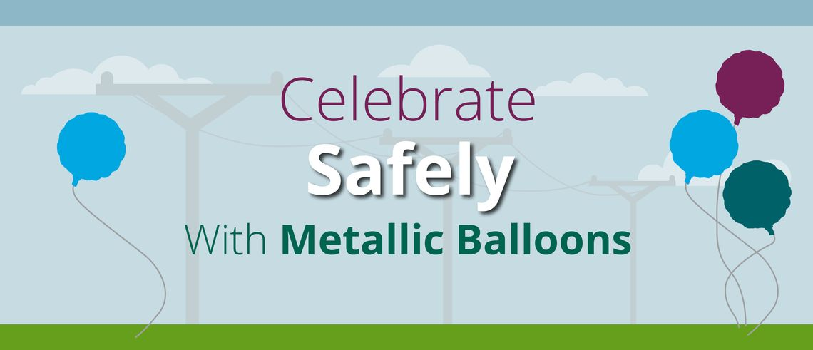 June Metallic Balloon Safety
