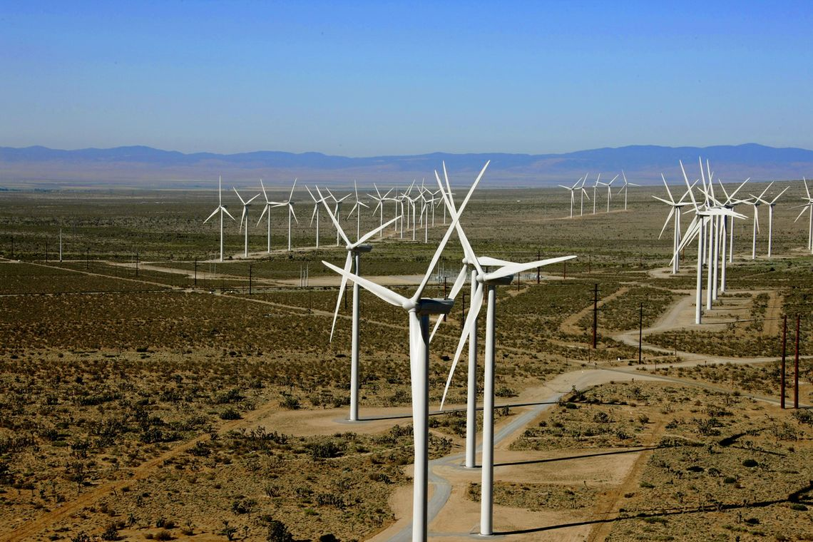 Tehachapi Wind Power