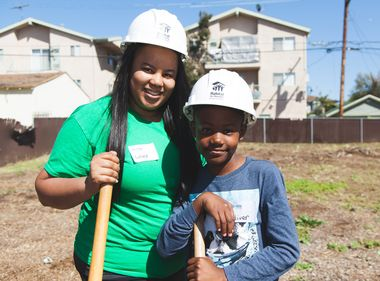 Income-Qualified Families to Receive Long Beach Green Homes