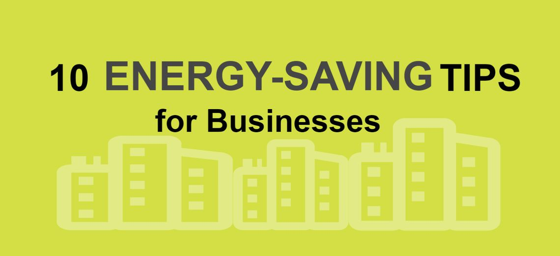 Business Energy-Saving Tips