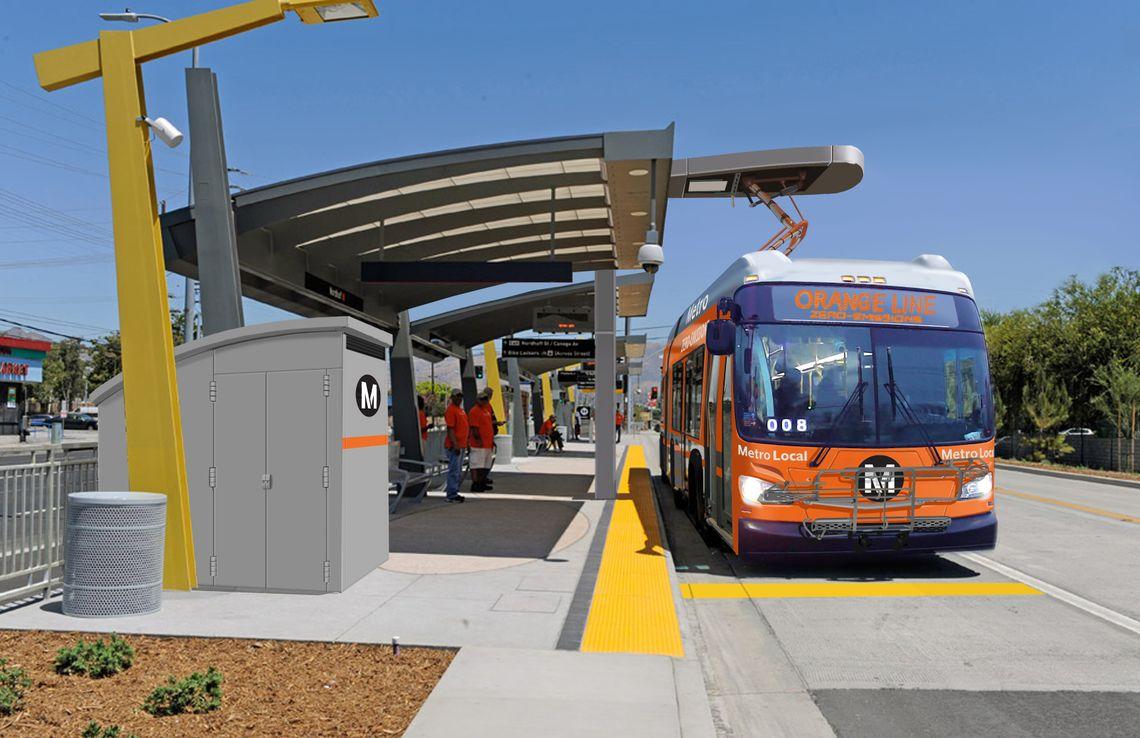 Siemens LA Metro