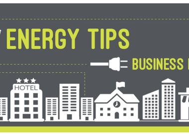 INFOGRAPHIC: Energy-Saving Tips for Different Types of Businesses