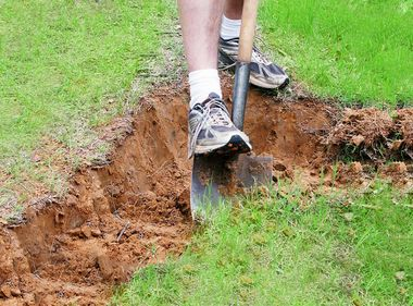 Before You Start Digging, Call 811