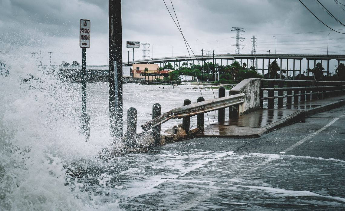 Edison Employees Raise Funds for Hurricane Harvey Victims