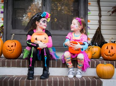 Safe Decorating Can Keep Hazards From Haunting This Halloween Season
