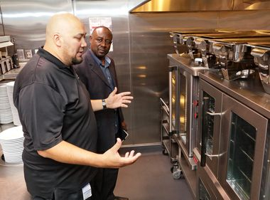 Foodservice Trends Include Energy-Efficient Equipment