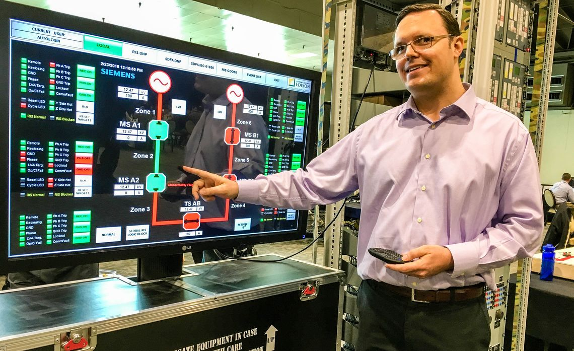 SCE Uses Innovation to Improve the Power Grid