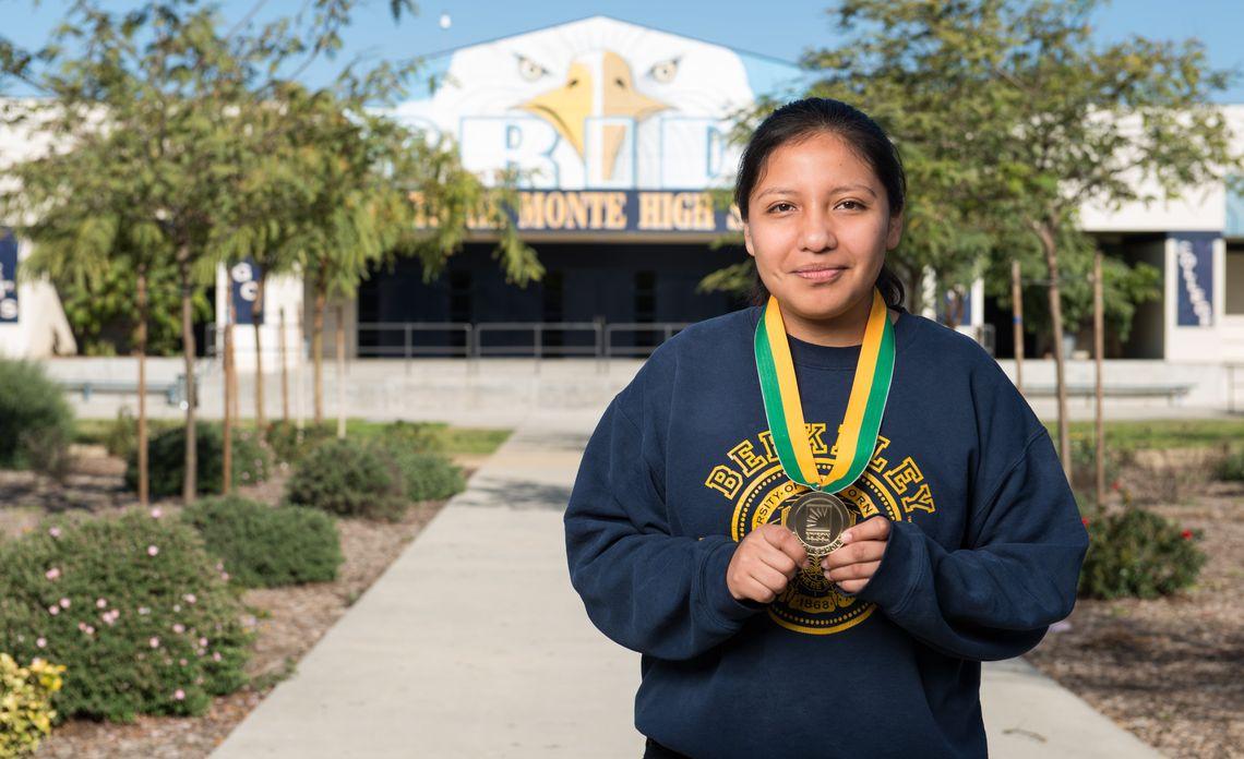 Edison Scholar 2018 - Sandra Amezcua Rocha