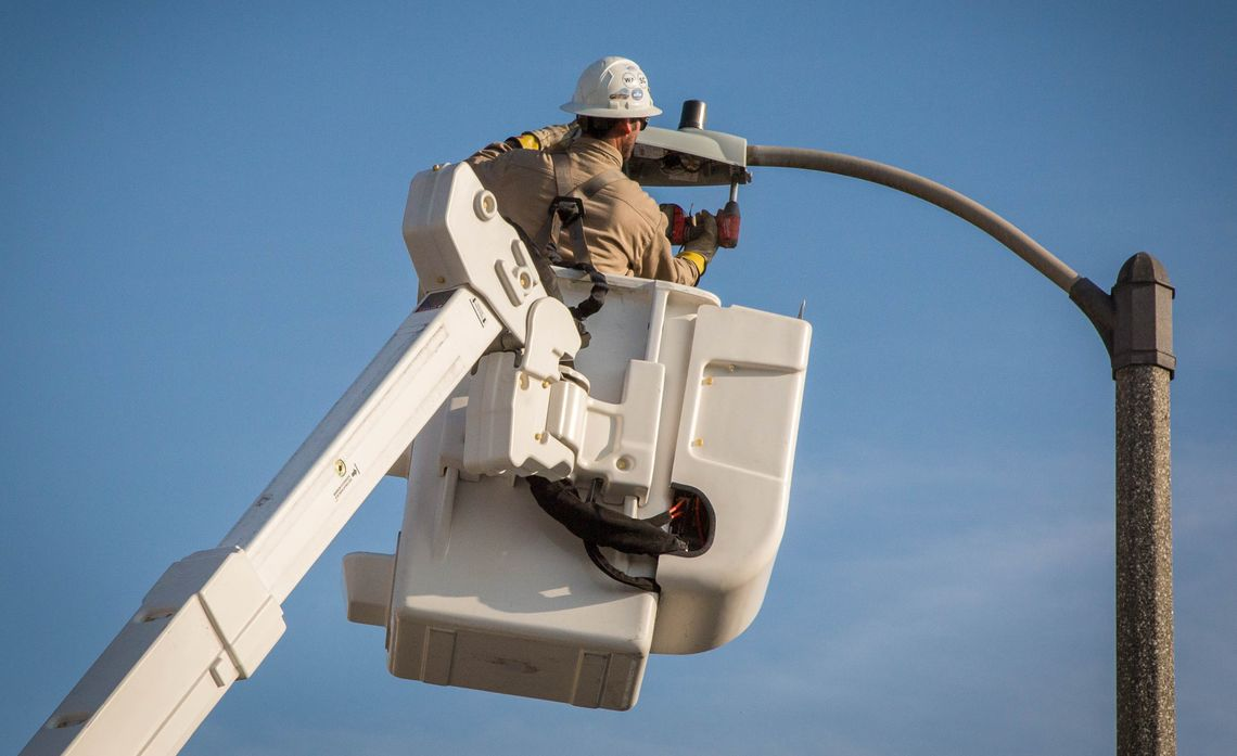 SCE is Putting the LED in Streetlights