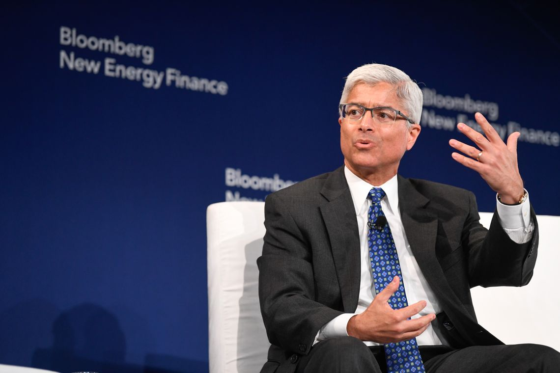Bloomberg New Energy Finance Future of Energy Summit