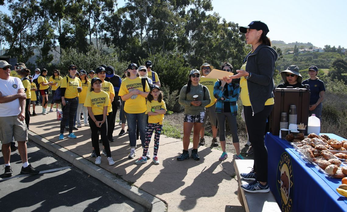 Crystal Cove State Park - Earth Day 2018