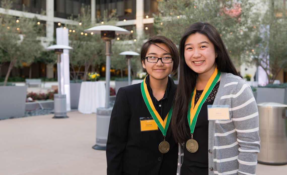 2018 Edison Scholars Reception