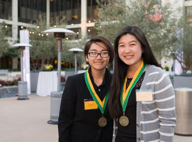 High School Seniors Honored as Edison Scholars