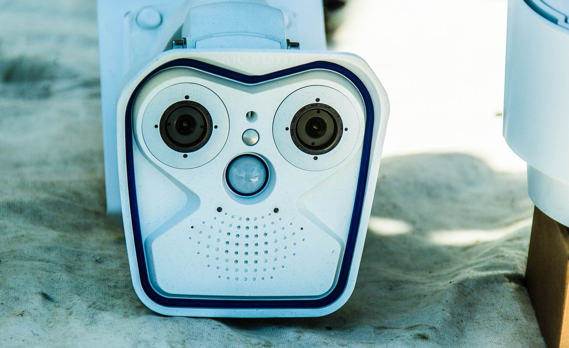 OCFA cameras