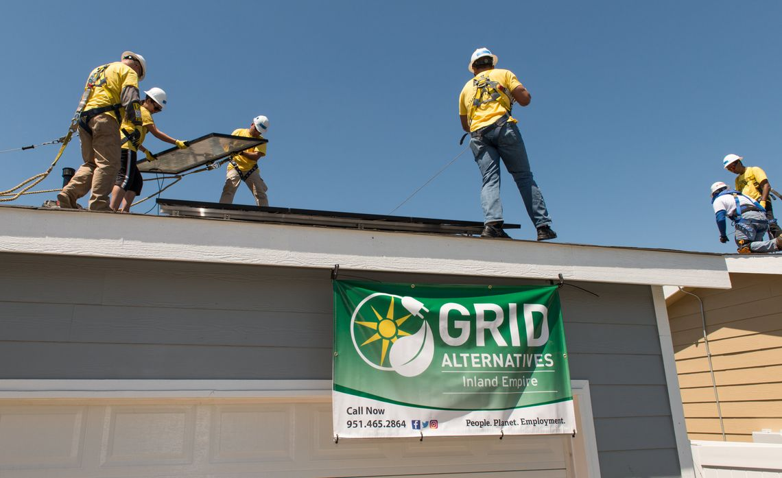 Grid Alternatives - Inland Empire